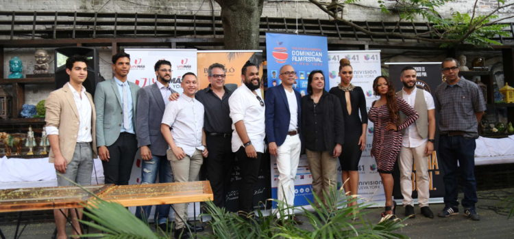 4th Dominican Film Festival Press Conference