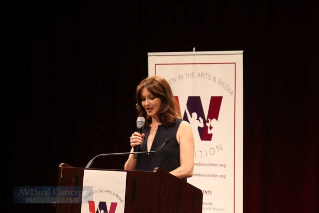 Women in the Arts & Media Coalition 2015 Collaboration Awards Gala