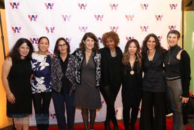 Women in the Arts & Media Coalition 2015 Collaboration Awards Gala, SVA Theatre
