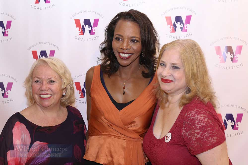 Co-Presidents (l-r): leslie Shreve, Avis Boone, Shellen Lubin