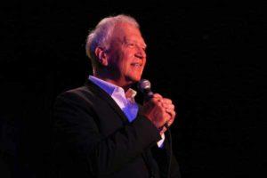 Victor Neufeld sings