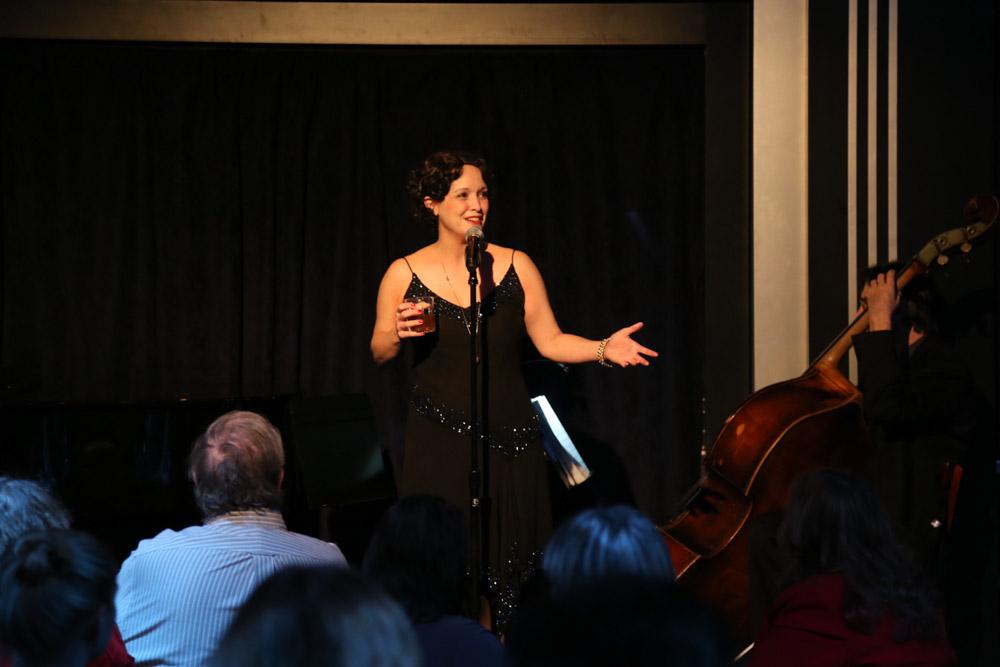 Lauren Stanford, Bistro Award - Musical Portrayal