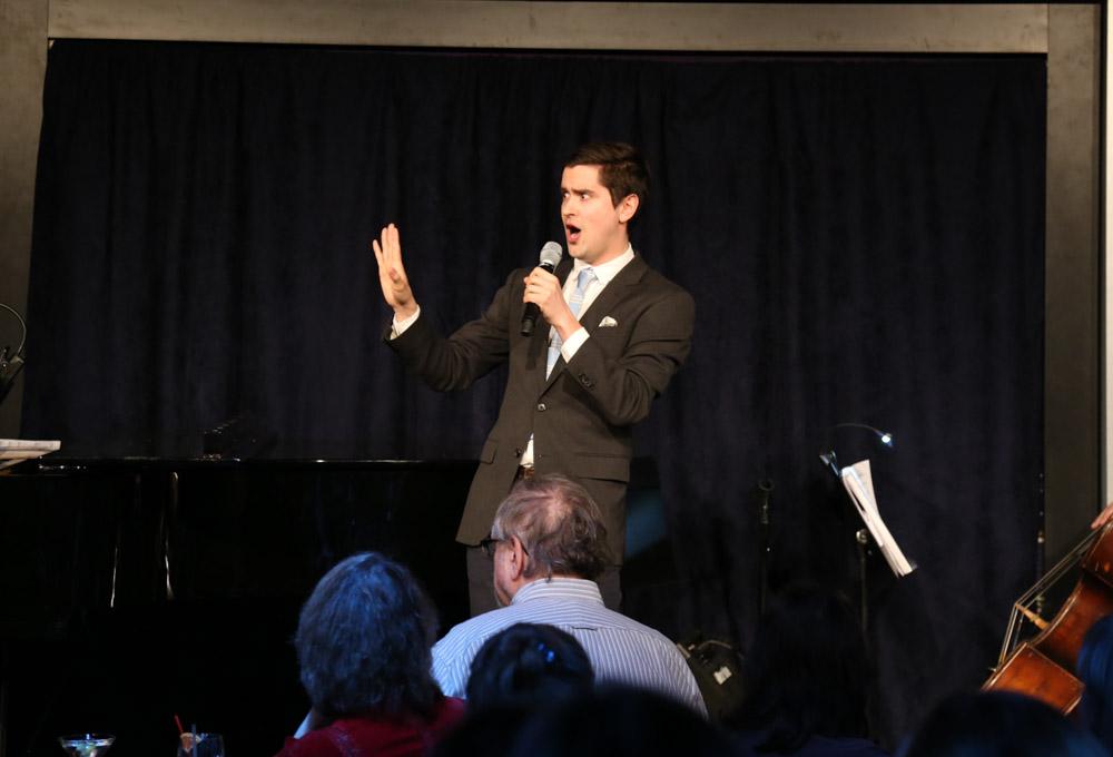 Sam Bolen, Bistro Award - Book Musical