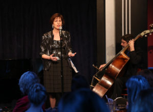 Lucille Carr-Kaffashan & Jeff Cubeta, Bistro Award - Theme Show & Musical Director