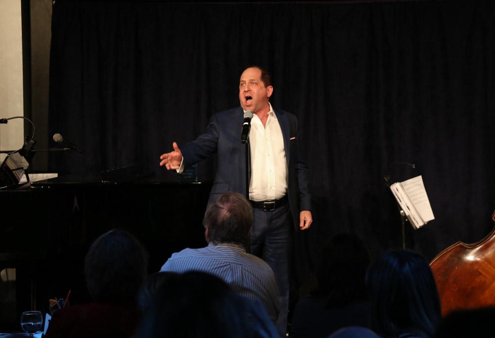 Jason Kravits, Bistro Award - Musical Comedy