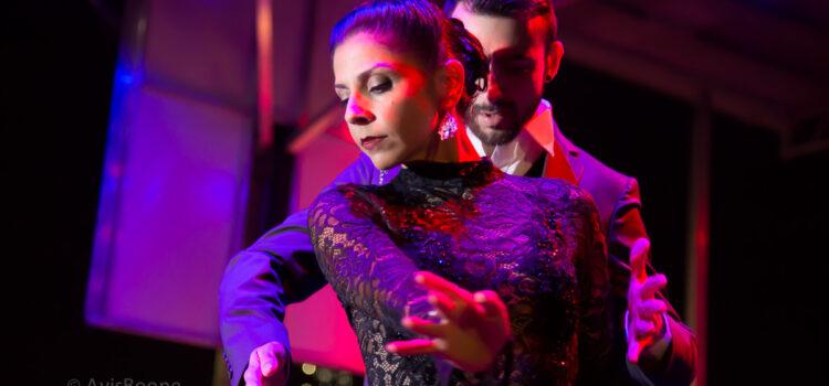 Carolina Jaurena & Juan Alessandrini - Tango on the Hudson